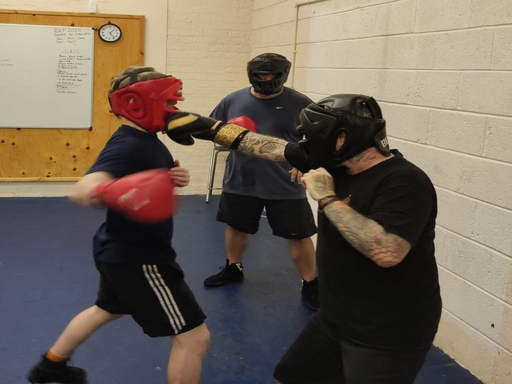 fighting more that one person at a time. self defence classes in hull