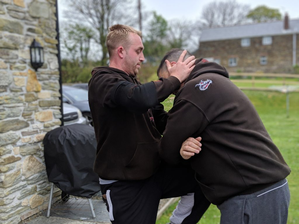 Hard skils to leanr like JKD trapping becomes easier if you train self defence 1-2-1