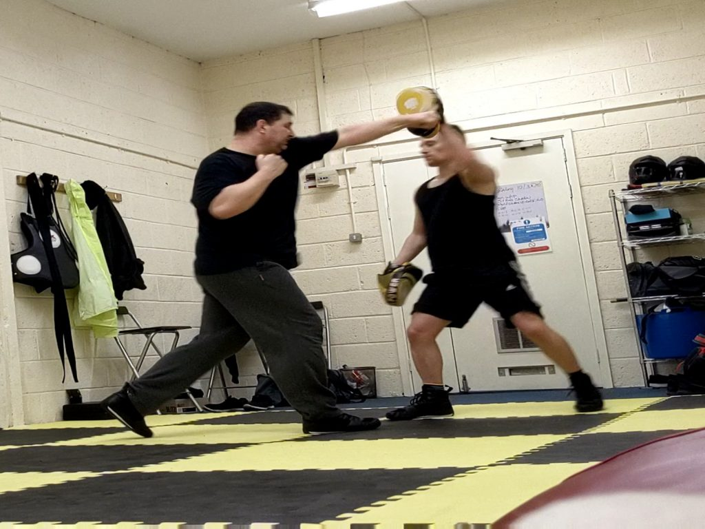Improve your martial arts and self defence with private training
