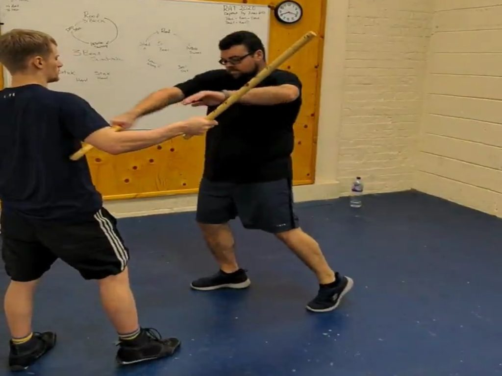 When studying martial arts in a private session you can leanr new skills quicker.