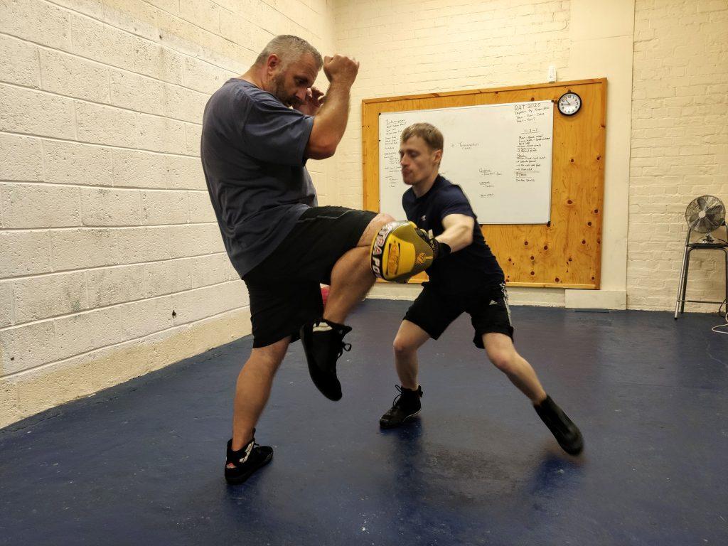 Rapid Assault Tactics Curriculum