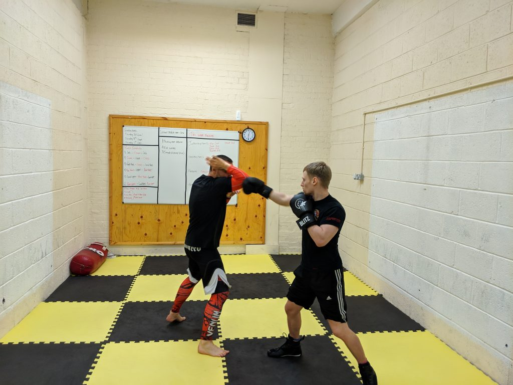 Where can I train a self defence instructor course?