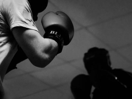 How to develop you martial arts training and self defence when training alone
